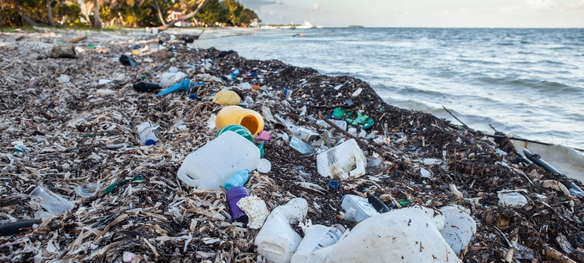 Plastic is a Climate Change Problem